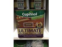 Cuprinol decking stain protector
