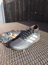 Adidas predator football boots size 6.5