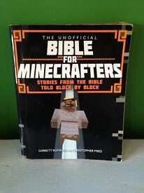 Bible in Minecraft for