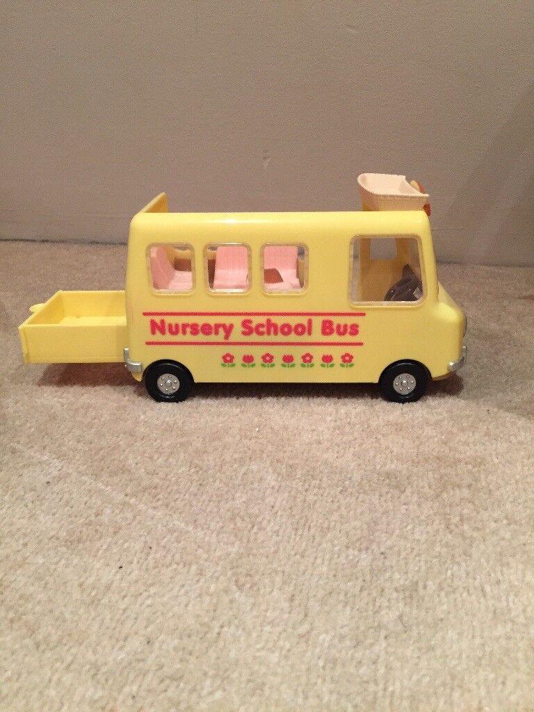 Sylvanian school bus