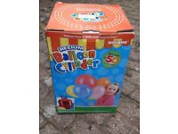 Helium Party Balloon Cylinder (used, some gas left)