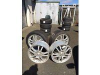 Genuine Brabus Mercedes wheels
