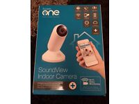 Swann One SoundView Indoor Camera, new