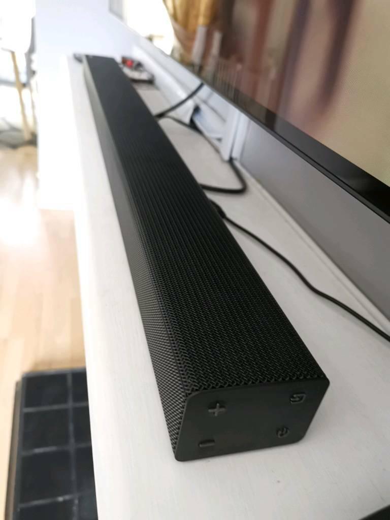Samsung 2 1 soundbar and wireless subwoofer | in Plymouth, Devon | Gumtree