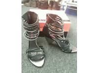 River island heels sz 5