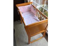 Crib mattress and bedding