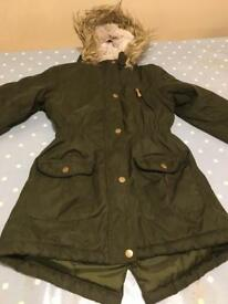 Girls jacket/coat age 9