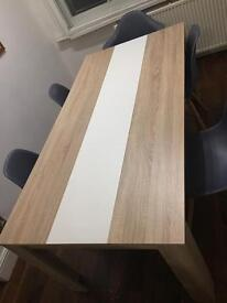FREE- Wood Dining Table 180x90
