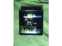 Adidas Pure Game Trio Gift Set Body Hair Face 3 in 1 - Eau de Toilette - Deo Body Spray