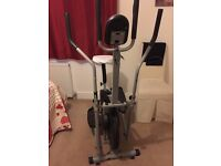 XS Sports Cross Trainer/Cycle