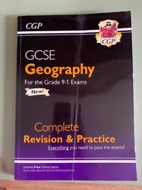 GCSE Geography study guide