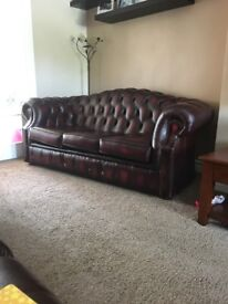 Oxford 3 seater an single seater