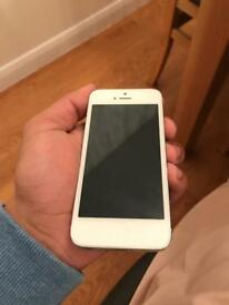 iPhone 5 32gb Unlocked. Excellent condition