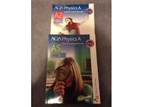 AQA physics AS and A level textbooks.