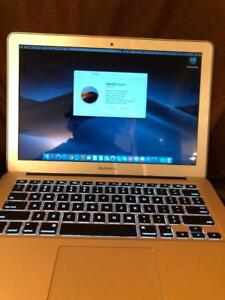 EARLY 2015 MACBOOK AIR CORE I5 256GB 8GB RAM WITH FREE SOFTWARE OVER $6000 (OFFICE, ADOBE, FINAL CUT PRO) $949 OBO