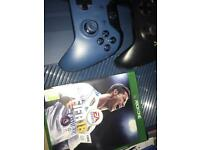 Xbox One 1TB Forza Blue ltd Fifa 18 Included