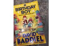 Book Birthday boy