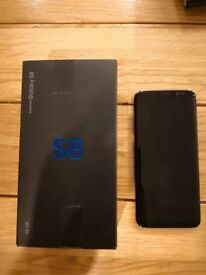 Samsung S8 64 GB (immaculate condition) - unlocked