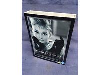 AUDREY HEPBURN COLLECTION DVD`s