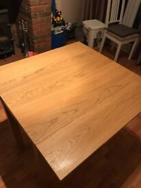 Extendable table for sale