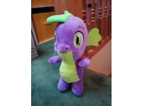 Various Toys, My Little Pony Spike, Cat, Lion, Unicorn & Giraffe Hobby Horse VGC SPFH