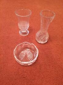 Glass items