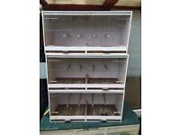 Bird Double Breeding Cages £10 each