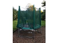 Trampoline for sale. Great order. Hardly used. Safety net included. £50ono