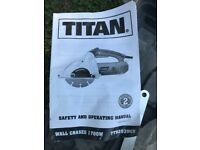 Titan Electric Wall Chaser