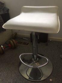 adjustable dressing table stool