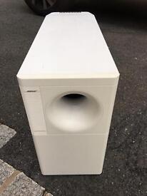 Bose acoustimass 30 series II powered speaker system