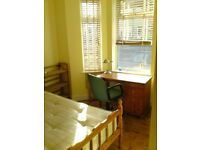 LARGE FULLY furnished,Inc ALL BILLS in safe, quiet area,V close to BROMLEY SOUTH Station