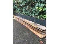 Free wood - chipboard, pallet and pine