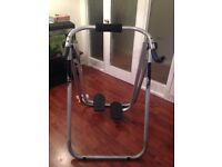 Cross trainer and stepper