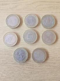 £2 coin bundle