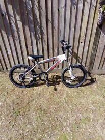 Boys Mountain Bike - for aged 5-8 yrs