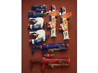 REDUCED - Supersoaker collection MANY RARE