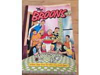 The Broons & Oor Willie books