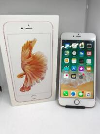 iPhone 6s Plus Rose Gold Unlocked