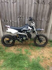 125cc pitbike for sale