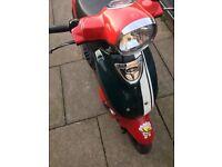 Pgo ligero 125 4 stroke scooter 62 plate 125 scooter honda kawasaki yamaha piaggio