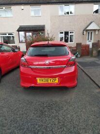 Vauxhall Astra 1.8 Sri petrol xp edition