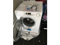 BRAND NEW candy washer dryer
