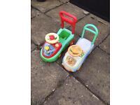 Children's toddler garden toys