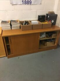 Very heavy duty storage unit