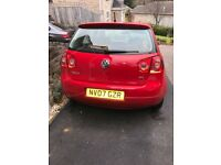 Golf GT tdi 140 bhp in lovely condition