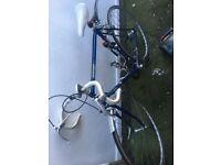 Raleigh criterium Road bike
