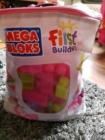 First Builders Mega Blocks