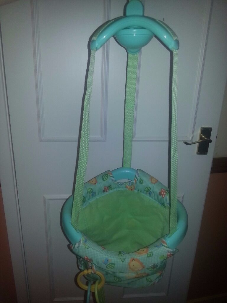 great baby door bouncer