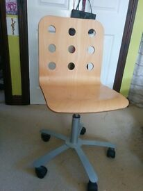 2x desk chair for sale